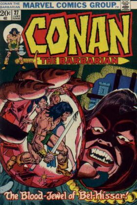 Conan the Barbarian 27