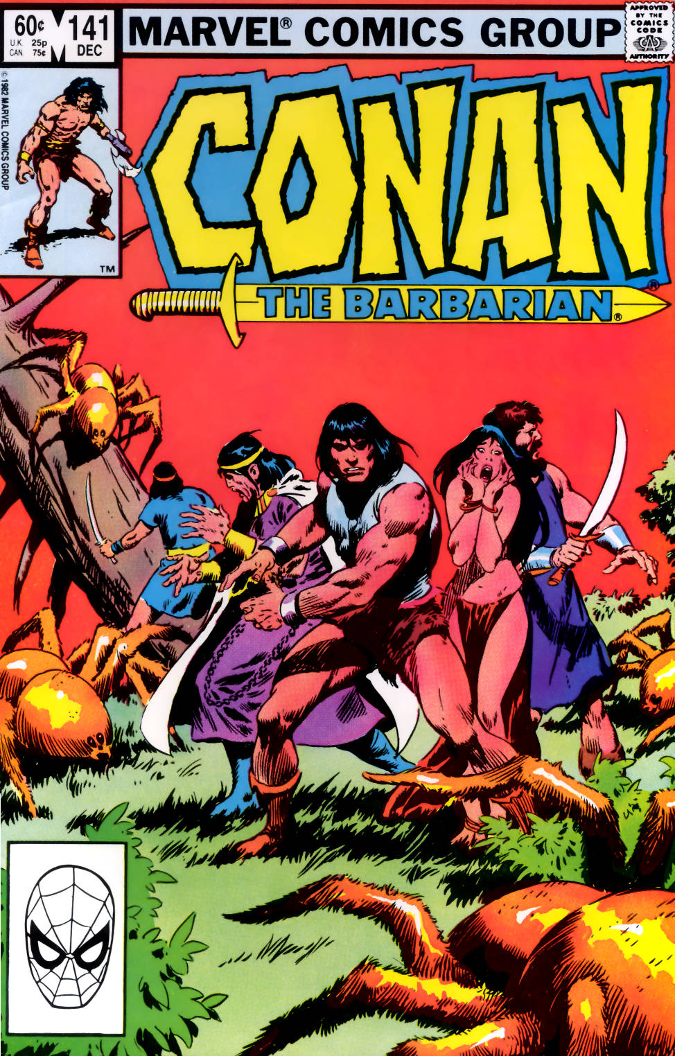Conan the Barbarian 141