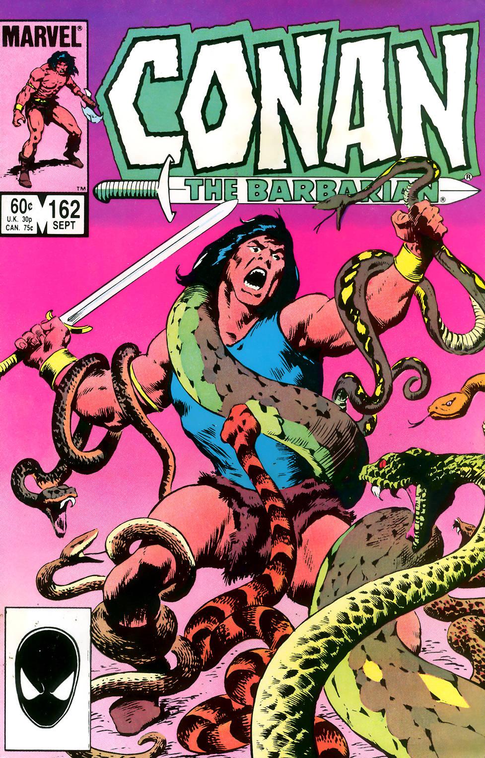 Conan the Barbarian 162