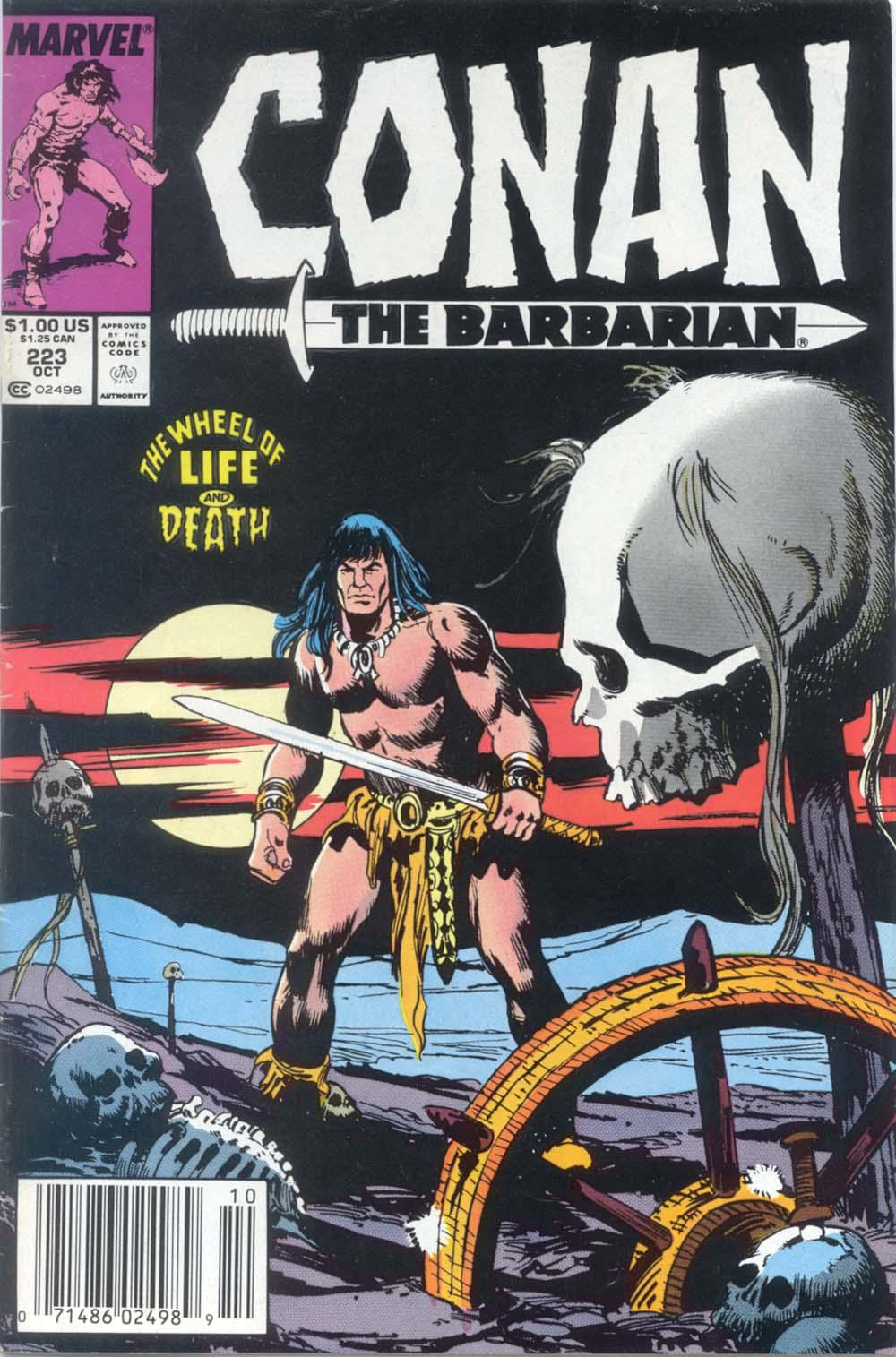 Conan the Barbarian 223