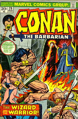 Conan the Barbarian 29