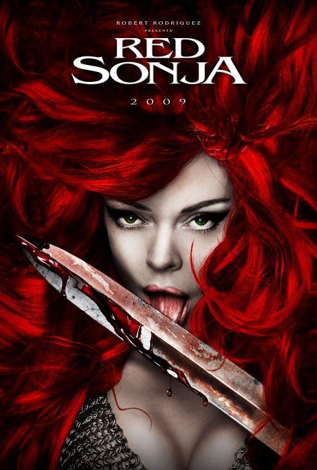 Red Sonja (2011 movie)