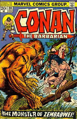 Conan the Barbarian 28