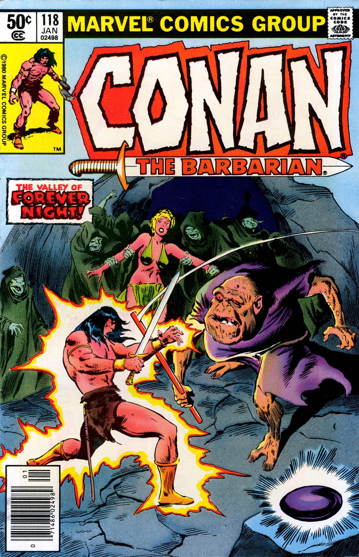 Conan the Barbarian 118