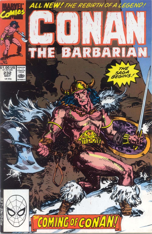 Conan the Barbarian 232