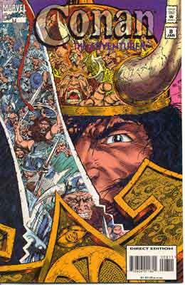 Conan the Adventurer 8