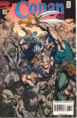 Conan the Adventurer 13