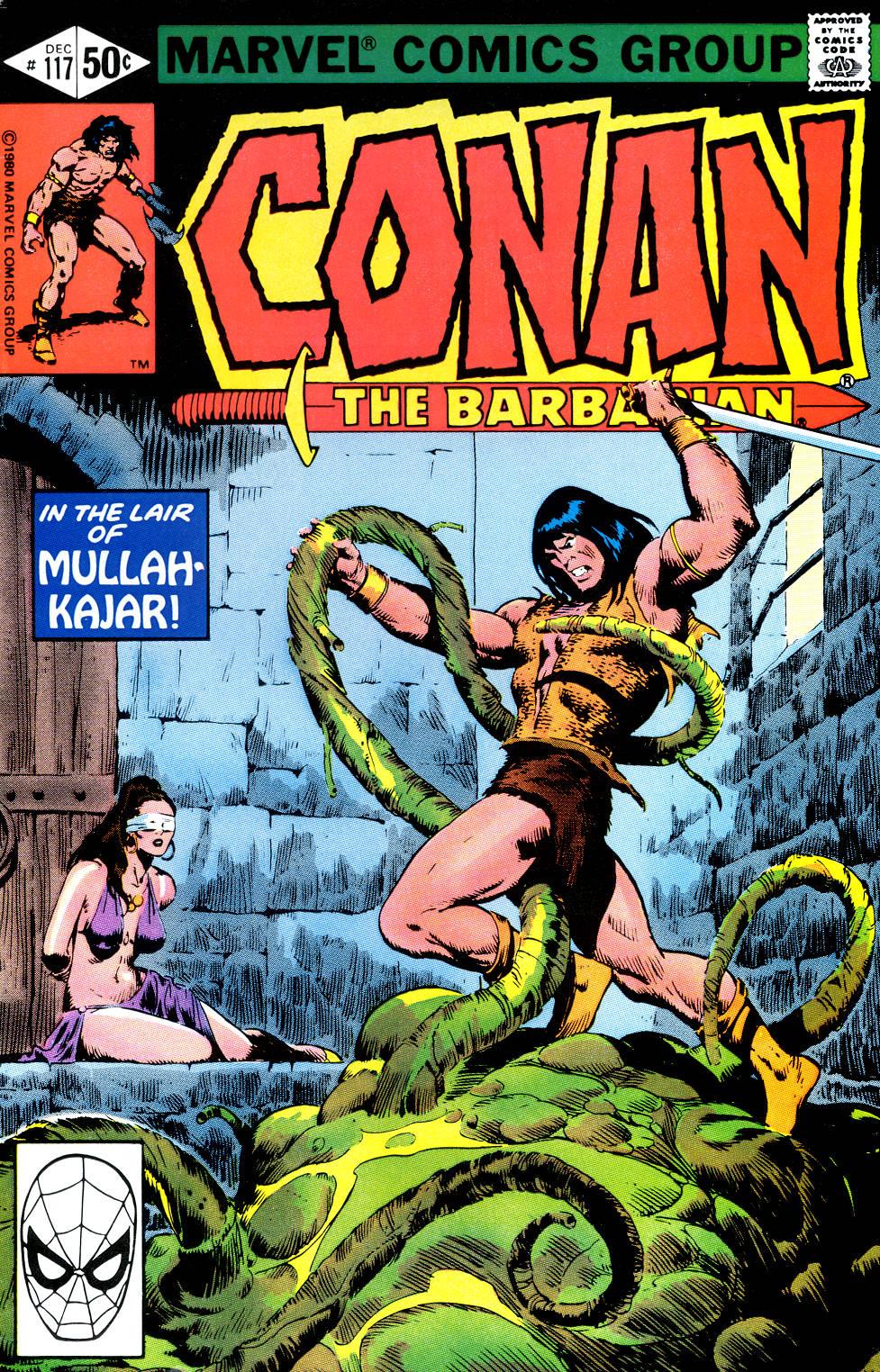 Conan the Barbarian 117
