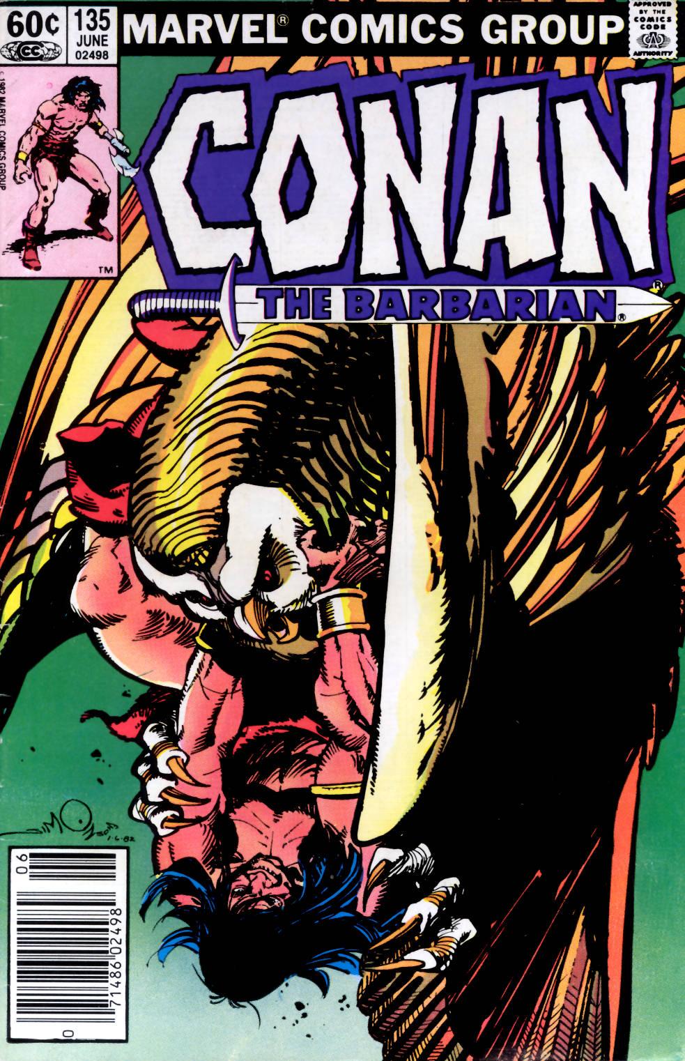 Conan the Barbarian 135