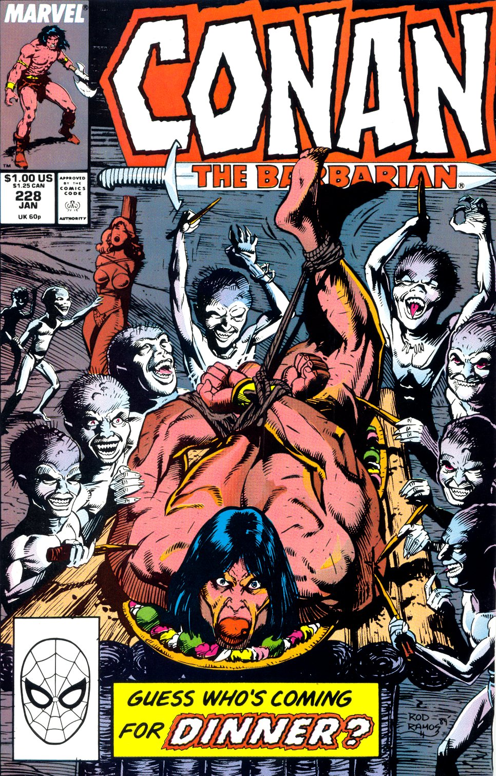 Conan the Barbarian 228
