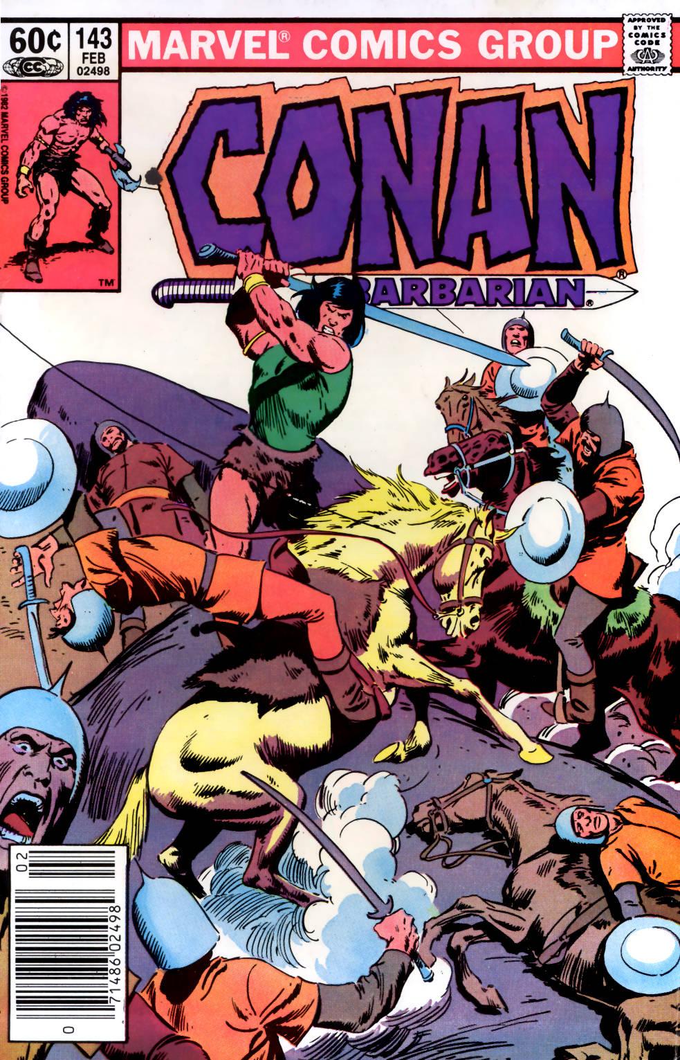 Conan the Barbarian 143