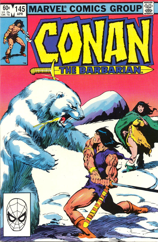 Conan the Barbarian 145