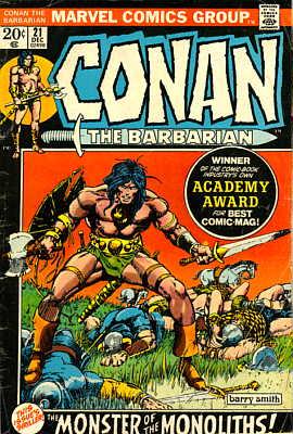 Conan the Barbarian 21