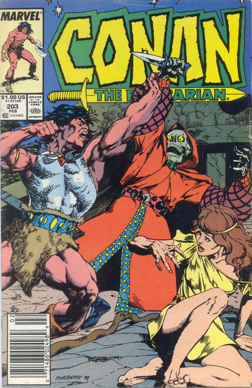 Conan the Barbarian 203