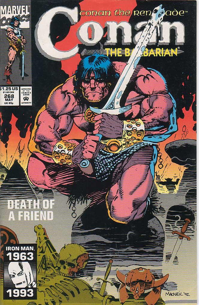 Conan the Barbarian 268