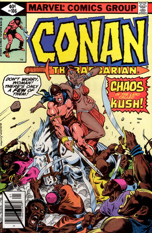 Conan the Barbarian 106
