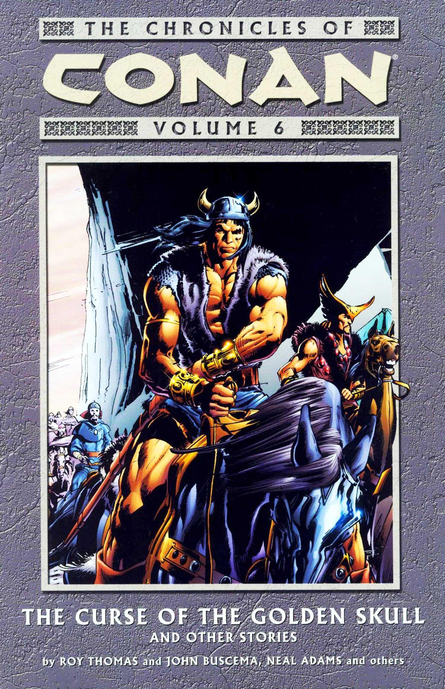 The Chronicles of Conan Volume 6