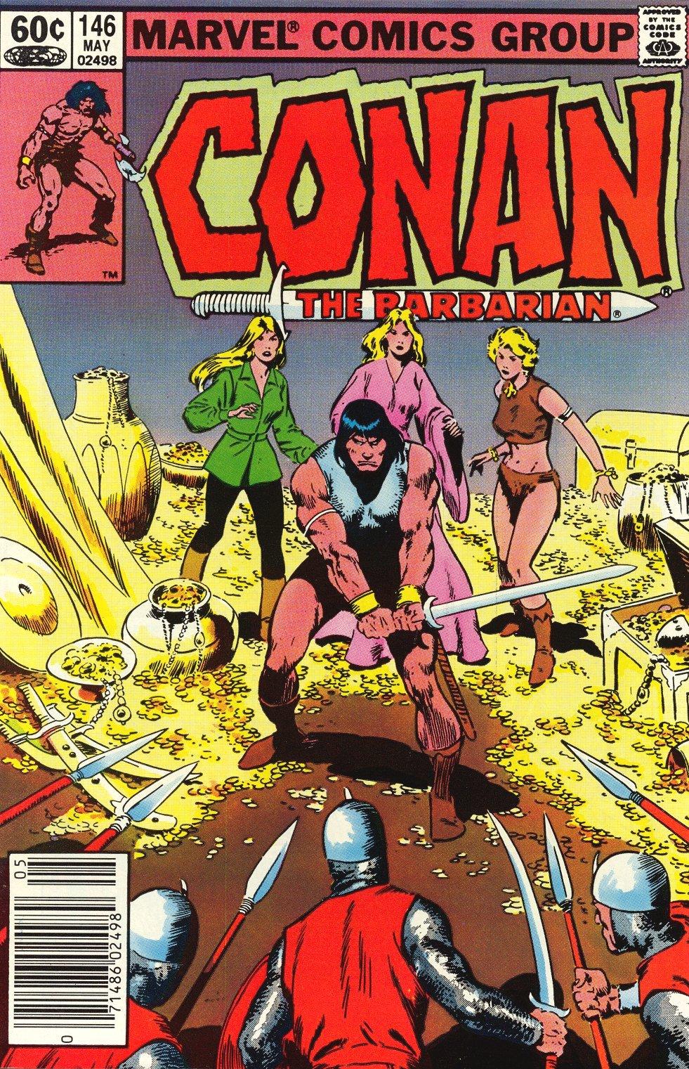 Conan the Barbarian 146