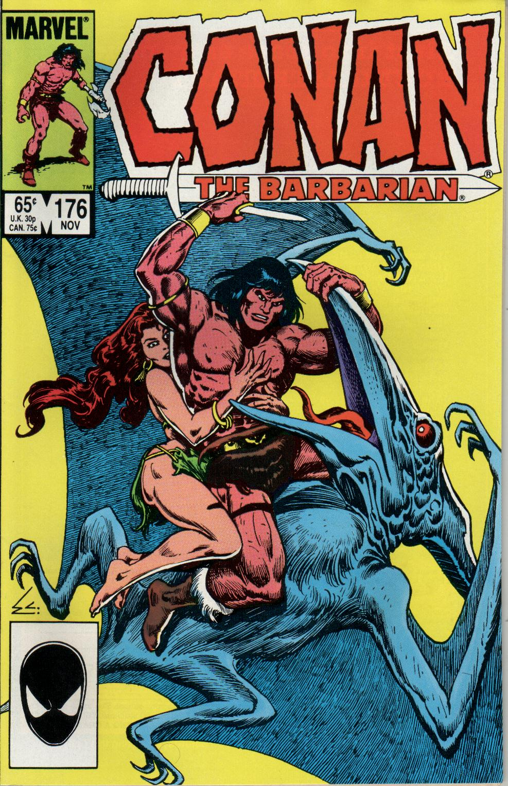 Conan the Barbarian 176