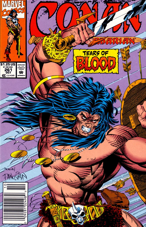Conan the Barbarian 261
