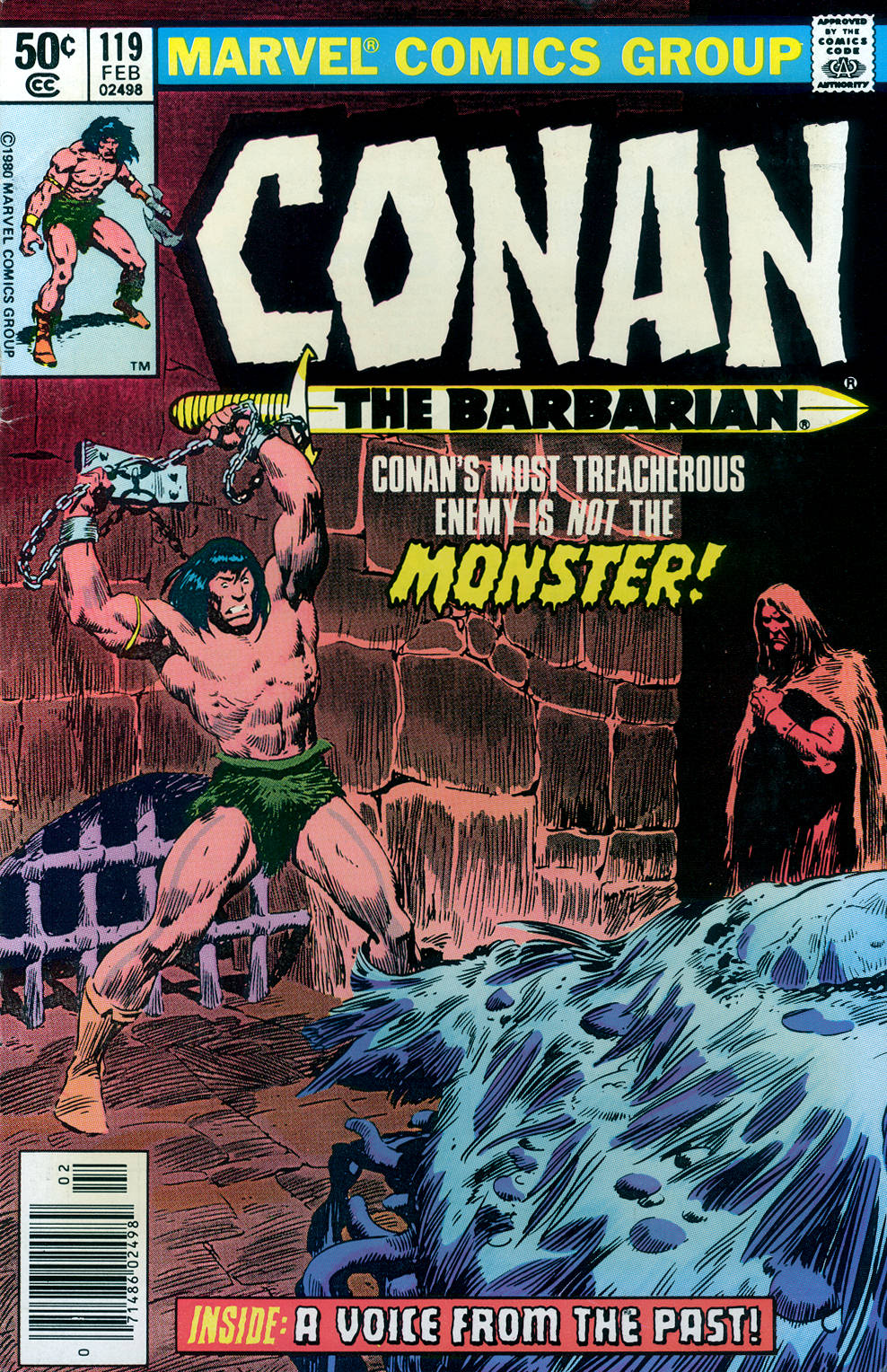 Conan the Barbarian 119