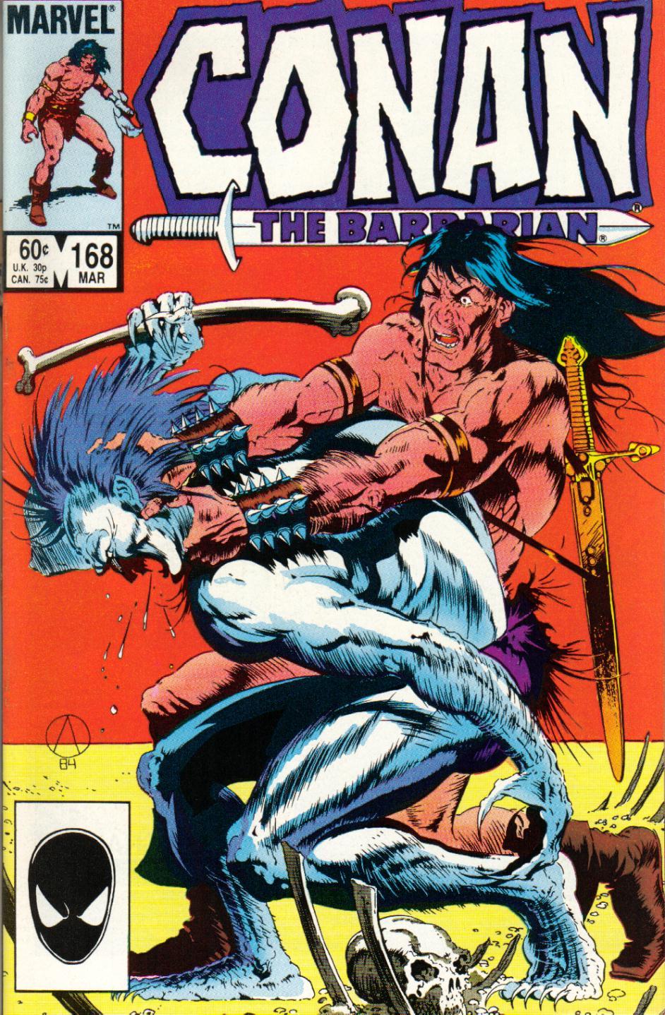 Conan the Barbarian 168