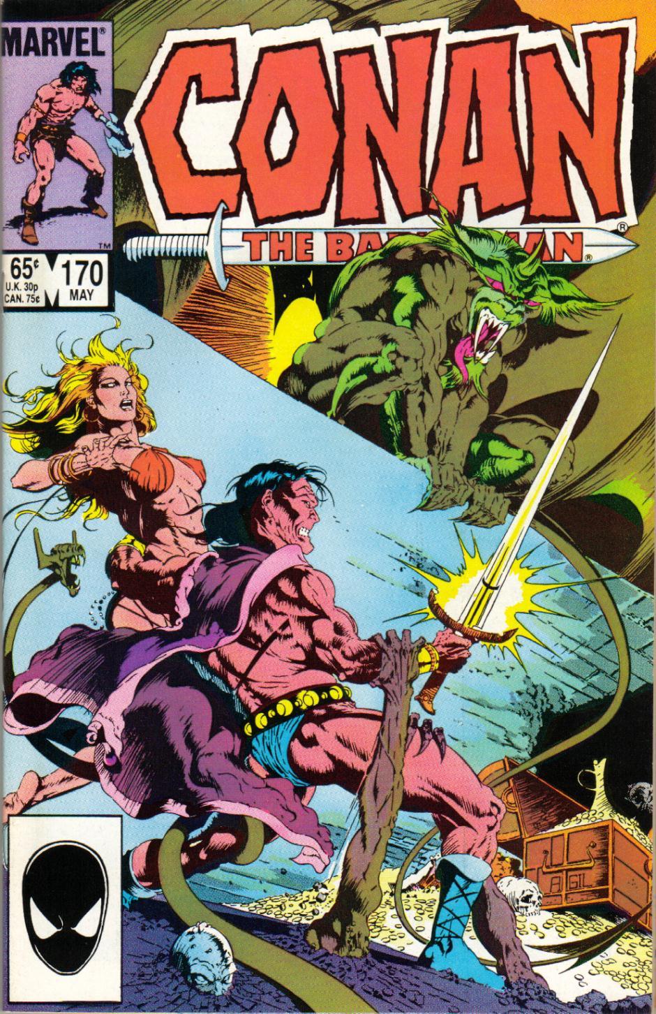 Conan the Barbarian 170