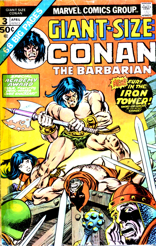 Giant-Size Conan 3