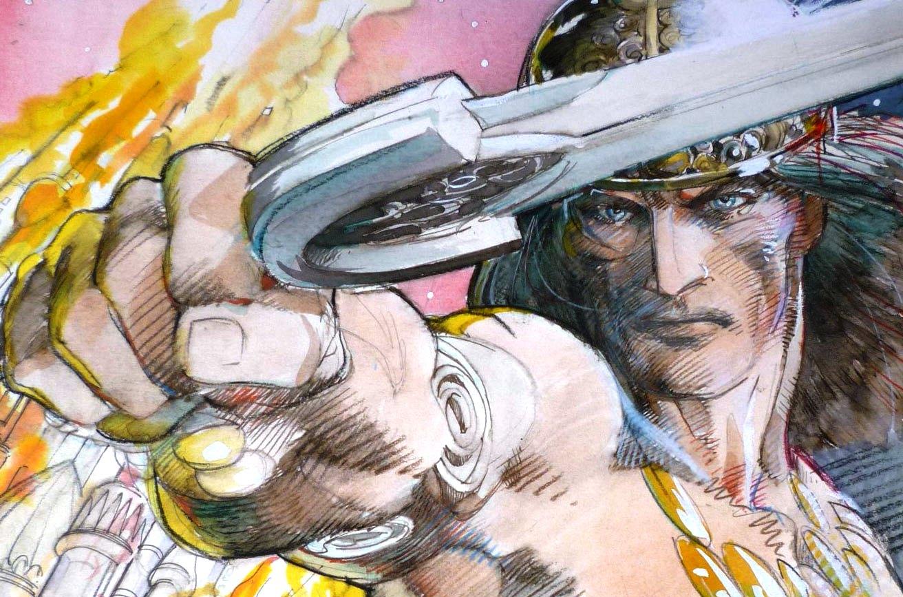 Conan the Barbarian Annual