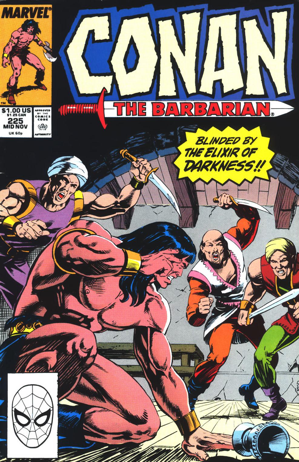 Conan the Barbarian 225