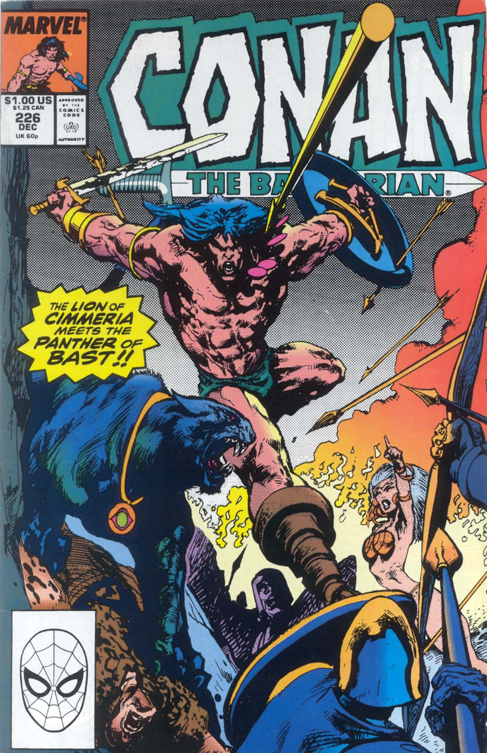 Conan the Barbarian 226