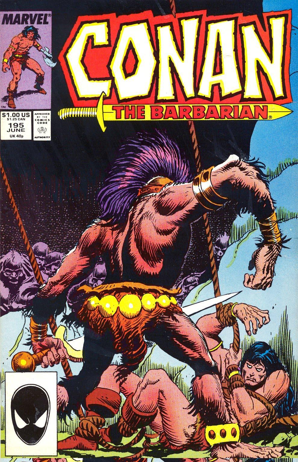 Conan the Barbarian 195