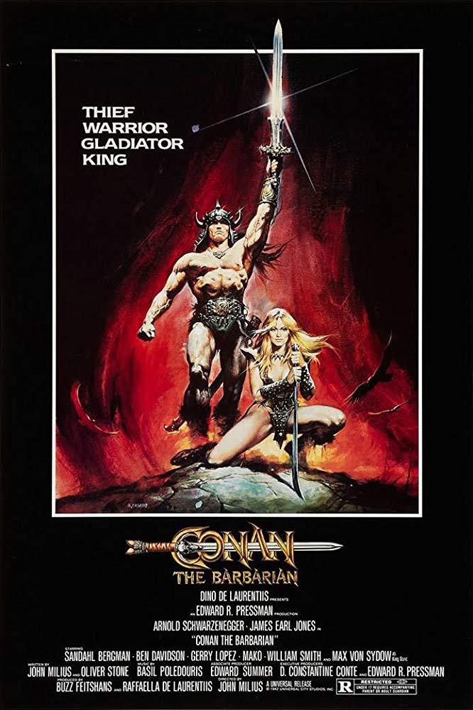 Conan the Barbarian (1982 movie)