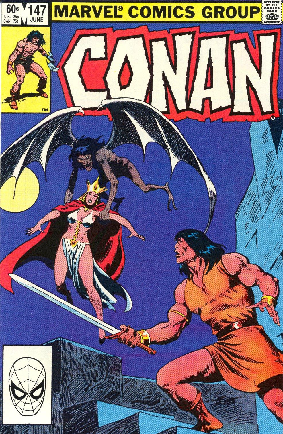Conan the Barbarian 147