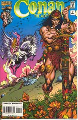 Conan the Adventurer 7