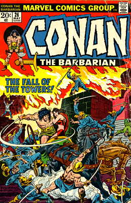 Conan the Barbarian 26
