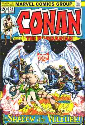Conan the Barbarian 22