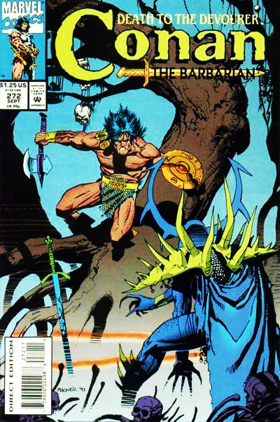 Conan the Barbarian 272