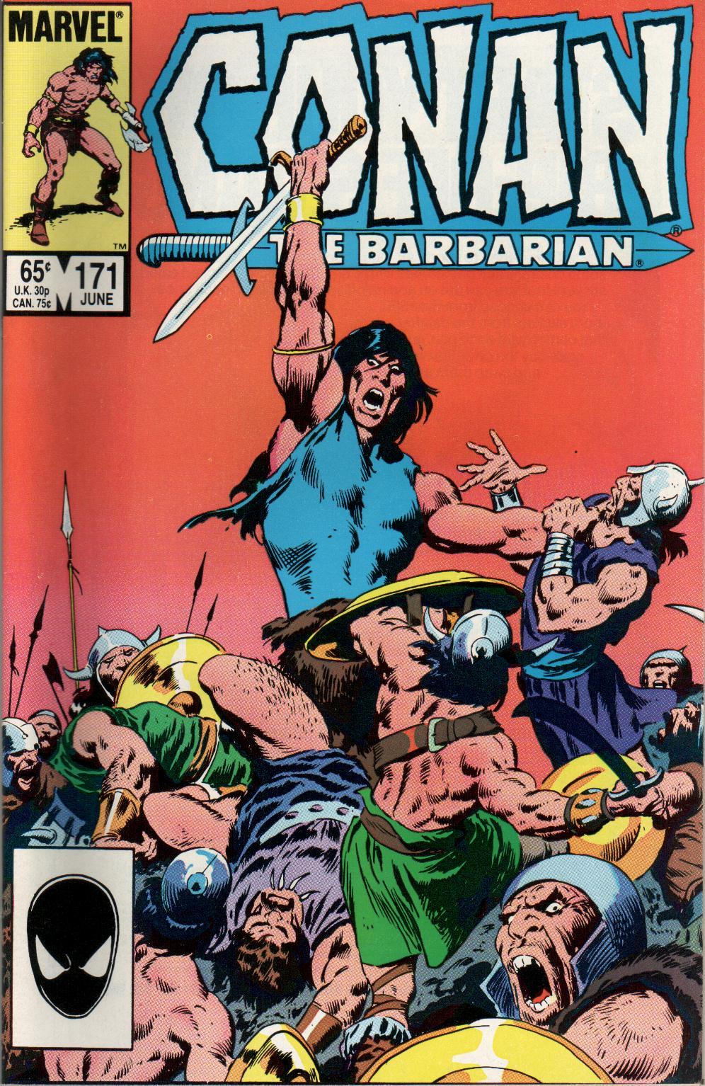 Conan the Barbarian 171