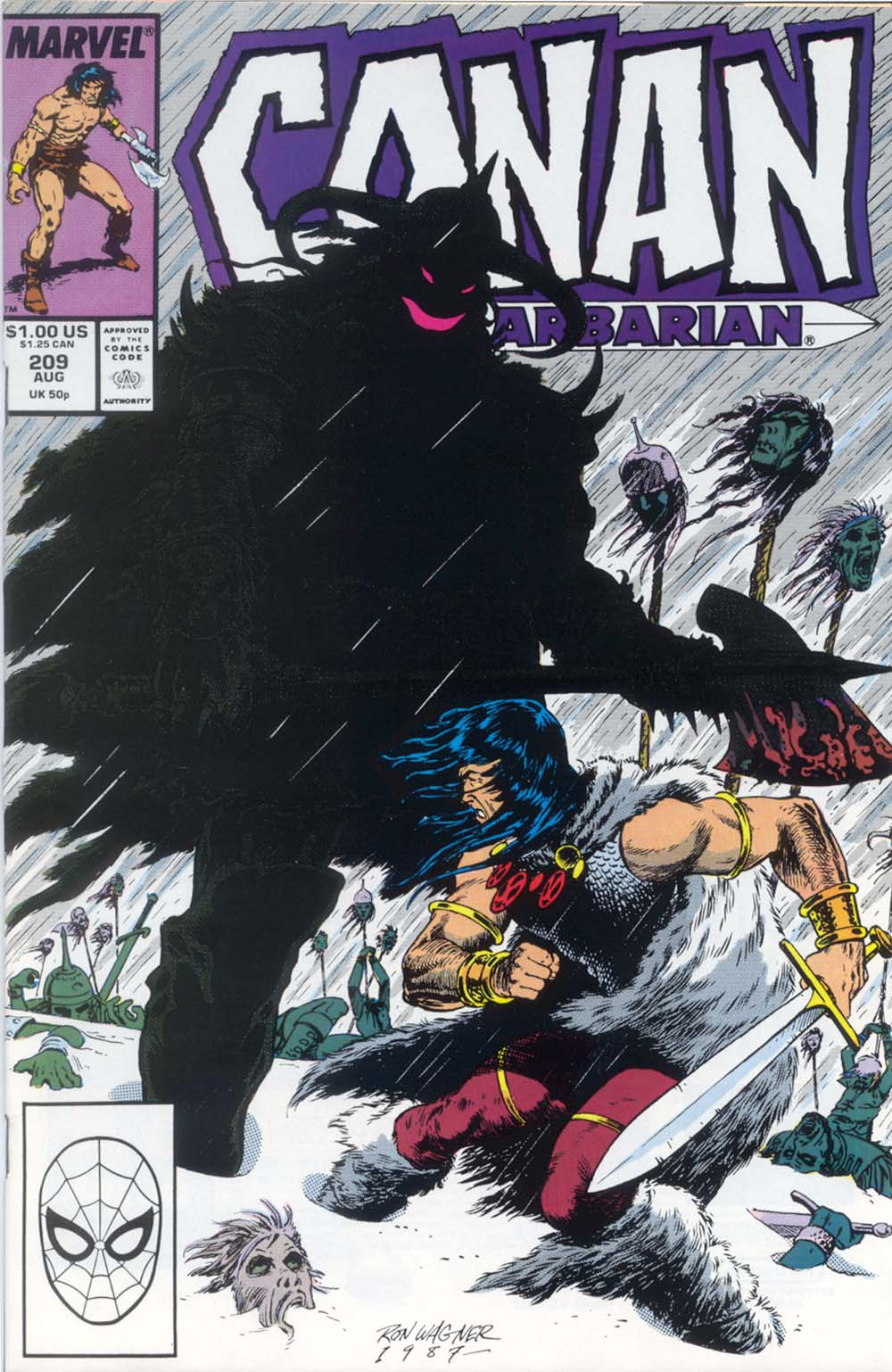 Conan the Barbarian 209