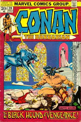Conan the Barbarian 20