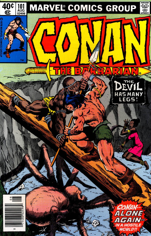 Conan the Barbarian 101