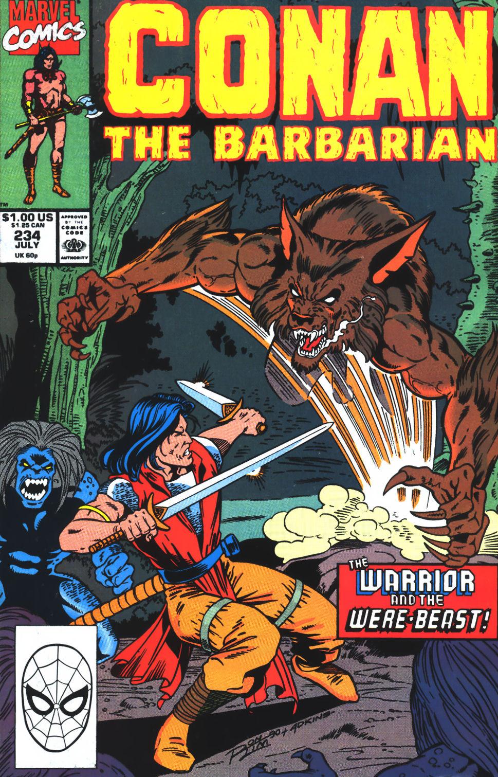 Conan the Barbarian 234