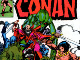 Conan the Barbarian 130