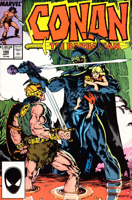 Conan the Barbarian 198