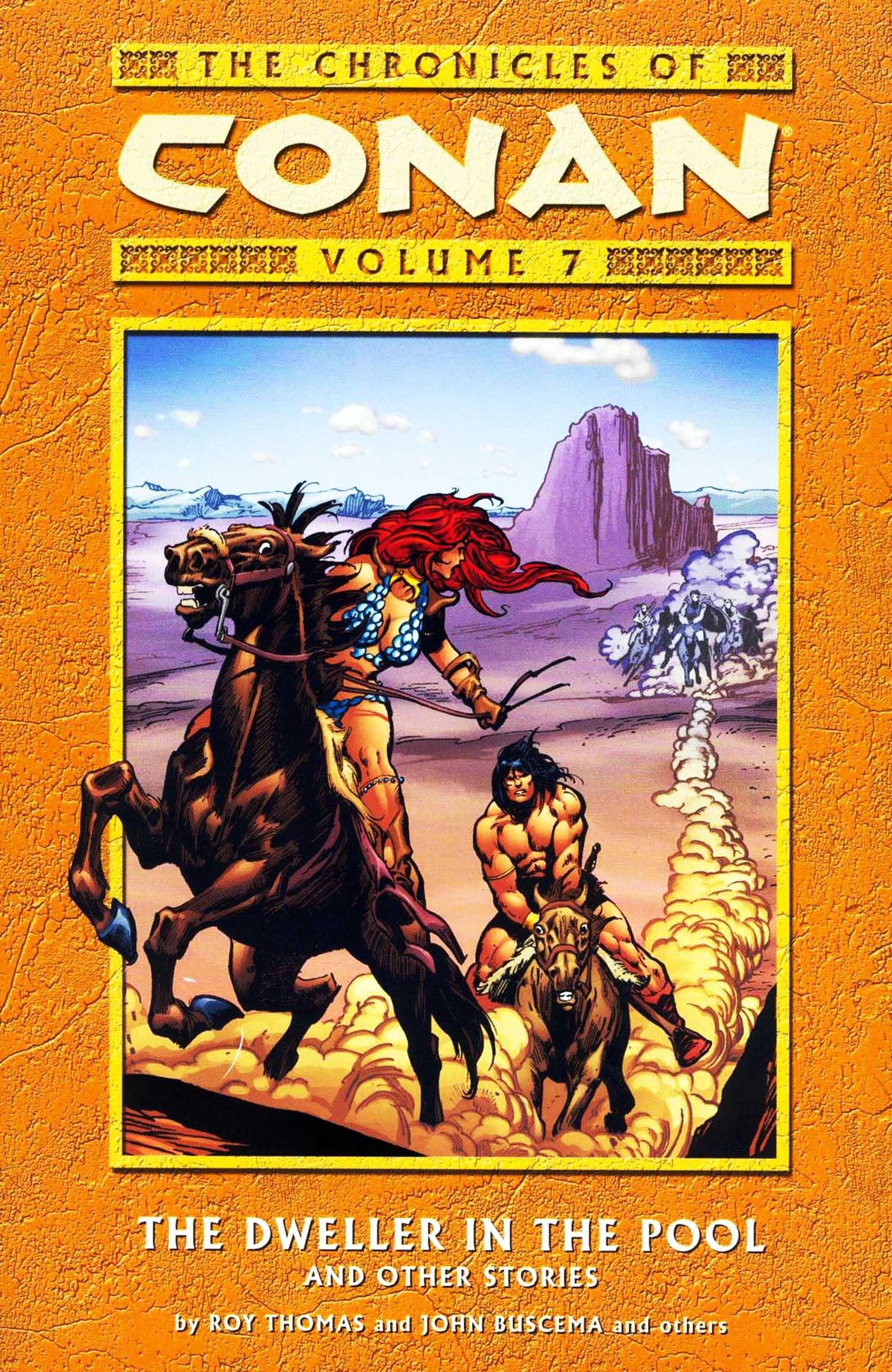The Chronicles of Conan Volume 7