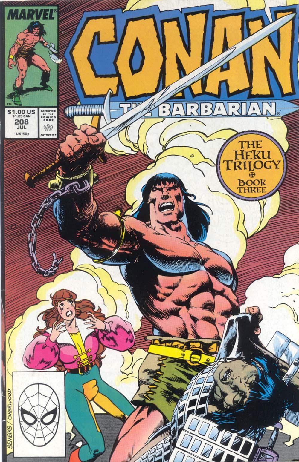 Conan the Barbarian 208