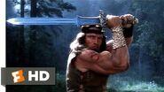 Conan the Destroyer (1984) - Rescuing Princess Jehnna Scene (6-10) Movieclips