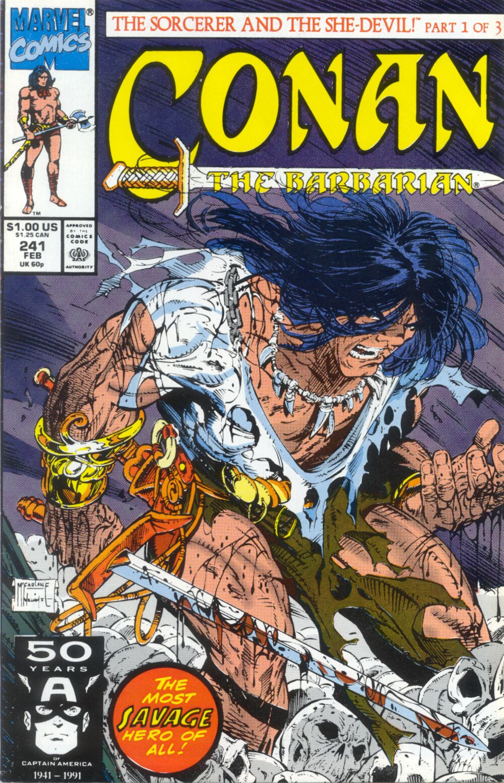 Conan the Barbarian 241