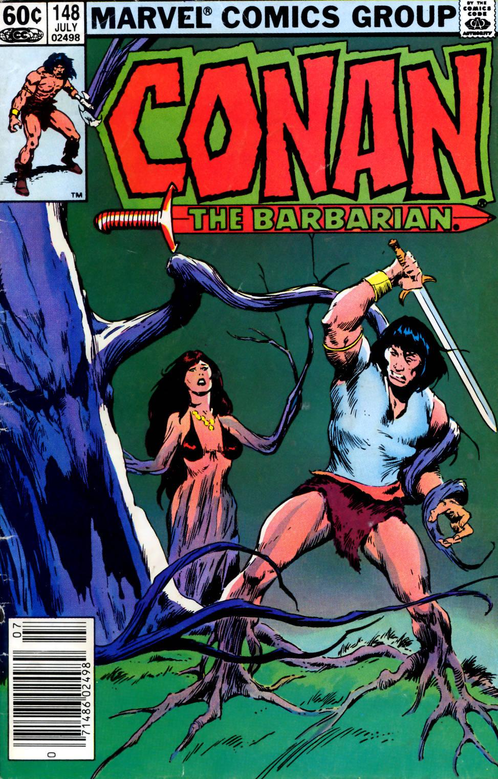 Conan the Barbarian 148